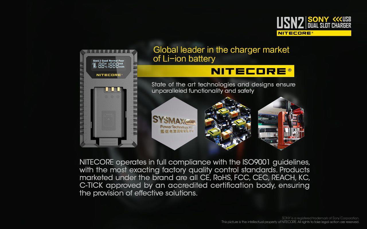 Usn2 Full Usb Compliance Battery Charger Download The Manual Accessories Image Video Review