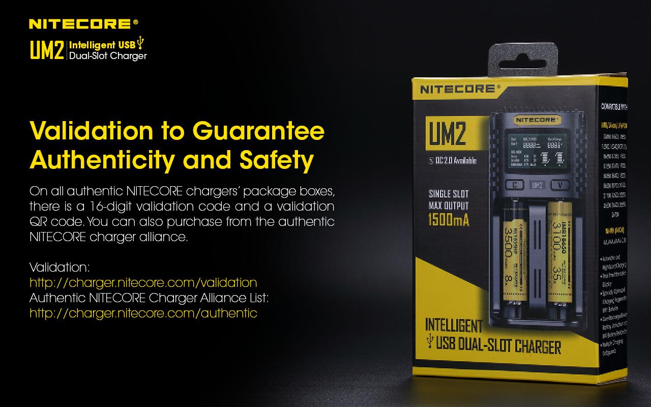 20190819144735 98973 Nitecore UM2 Xsmokers